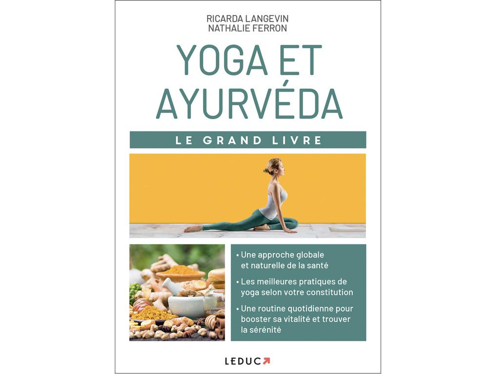Yoga et Ayurvéda Ricarda Langevin et Nathalie Ferron
