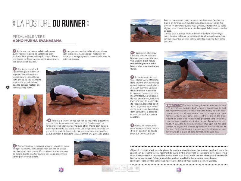 Yoga pour Runner Pascal Jover, Bénédicte Opsomer