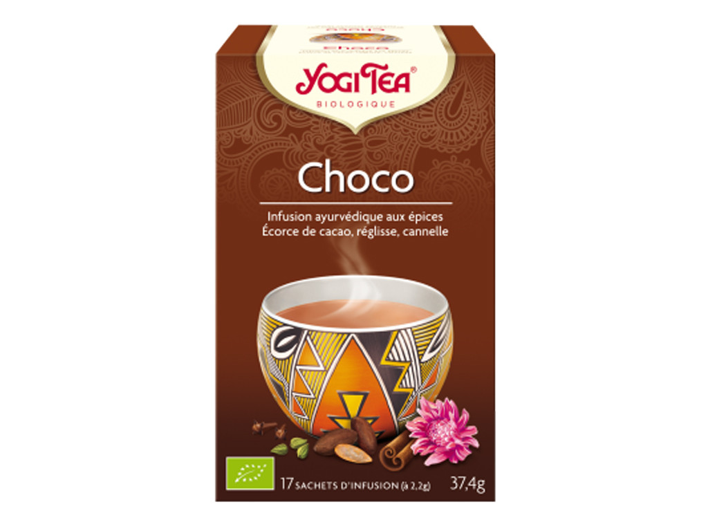 Yogi Tea Choco 100% Bio 30gr