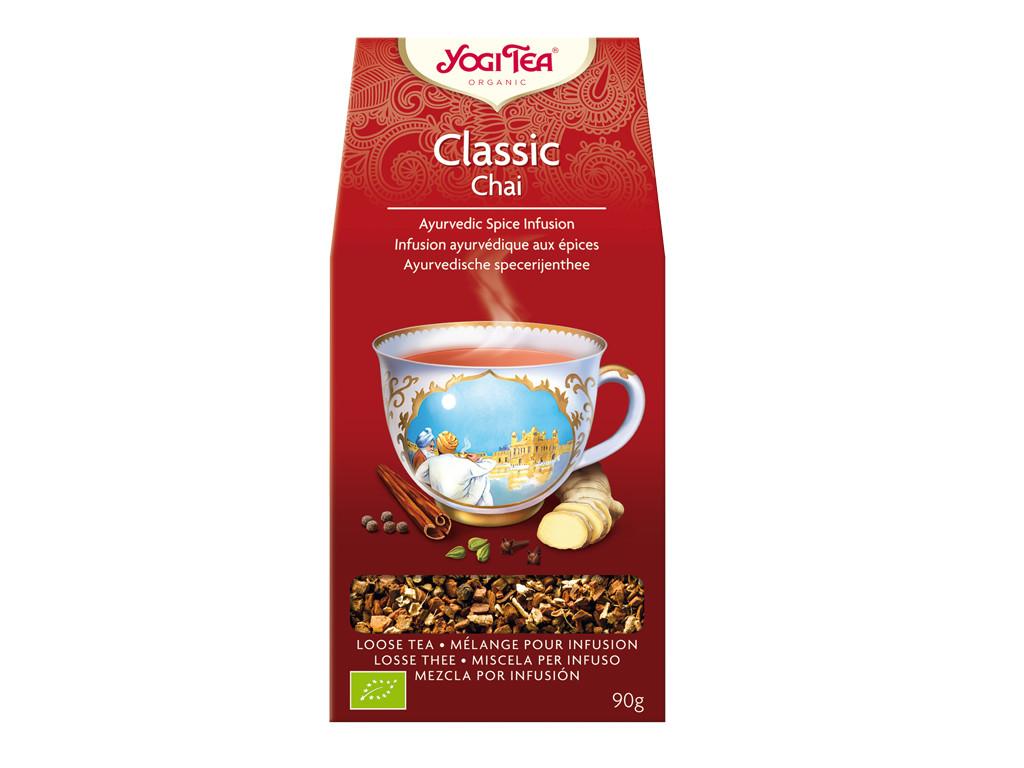 Yogi Tea Classic Chai (pour être en bonne santé) 90gr